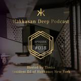 Hakkasan Deep Podcast #018