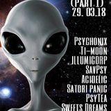 Satori Panic @ UFO Sessions (Part 1)