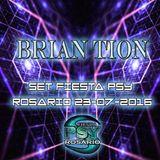 Brian Tión - Open Rosario Psy - '23/7/16' -