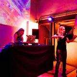 DJ Celeste & ViolinGirl DJ set at Public Works SF 2016