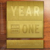 Main Course Presents - Year One mixed by Four Color Zack
