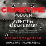 Crimetimepodden: Håkan Nesser