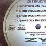 20 Fingers - Short Dick Man SER888 mashup