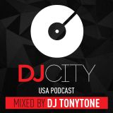 DJ City Podcast Guest Mix (January) - DJ TonyTone