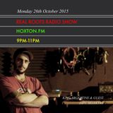 Real Roots Radio Show with King Argentine & guest Japu Selektah