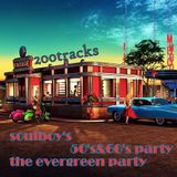 oldies 50's and 60's evergreens special collection 200tracks! part2