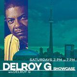 The Delroy G Showcase - Saturday September 12 2015