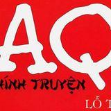 1. AQ chính truyện - Yêu Audio