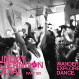 Sunday Afternoon Social 6 with Jamie Kidd, Mike Gibbs, Fabio Palermo + Twonz b2b & Ben Marchal