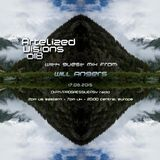 Artelized Visions 018 (June 2015) with guest Will Angers on DI FM