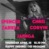 Happy Ending NYC - Chris Corvin DJ set