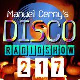 Manuel Cerny's DISCO Radioshow (217) - Hola FM Radio Fuerteventura