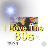I Love The 80's Music (2-6-2020) - DJ Carlos C4 Ramos