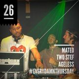 DJ Mateo - Live @ Hookah Lounge Regina Sept 26th 2013