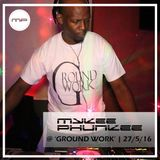 Mykee Phunkee Live @ 'Ground Work'   Rambles Bar   27/05/16