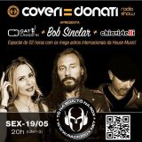 Coveri & Donati Radio Show: guests star dj Cat Deejane + Bob Sinclar + DJ Chiavistelli