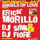 Erick Morillo d.j. Disco Metropolis (Na) 23 07 2005 Angels of Love