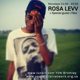 Hip Hop & Life Lessons Ep 3. Rosa Levv W/ J'See