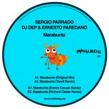 PREMIERE: Sergio Parrado, Dj Dep & Ernesto Paredano - Marabunta (Original Mix)
