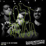 "RadioEmerxente - 06/Oct/2016: ""Lost Navaja"""