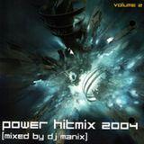 DJ Manix Power Hitmix 2004 Volume 2