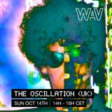 The Oscillation (UK) @ We Are Various| 14-10-18