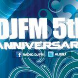 Dj Ellita - DJ-FM 5TH ANNIVERSARY!