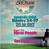 @ The Sunset Show 006 on Pure.FM - July 24th, 2011