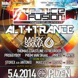 Live @ Official Trancfusion Warmup (PH+ Club, Pilsen, 05-04-2014)