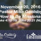 How to Be Missional