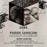 Gino Santos Live @ Cielo NYC w/ Paride Saraceni (TruSoul) + Dema (Sci+Tec)