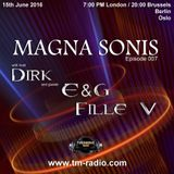 Fille V - Guest Mix - MAGNA SONIS 007 (15th June 2016) on TM-Radio