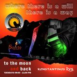 """To the Moon and Back""_09-05-2017 - When there is a will...N'Joy Responsibly! :)"