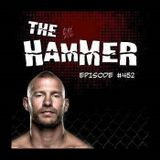 The Hammer MMA Radio - Episode 452