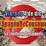 Mario Vadillo, de la ONG Protectora, propone boicot a supermercados (Apagón de consumo)