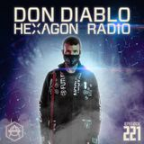 Don Diablo - Hexagon Radio 221