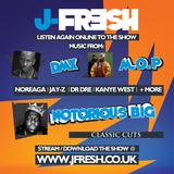 J Fresh Urban Fire 112 [Chrismas Show]