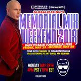 RAYtard - Memorial Day Weekend Mix - Pitbull's Globalization - Channel 13 - 5/28/2018 - SiriusXM