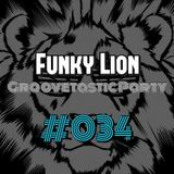 Groovetastic 034 - Disco Special - Mixed by Funky Lion