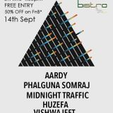 MIDNIGHT TRAFFIC at SUNDAY PLAYGROUND | 14th Sept
