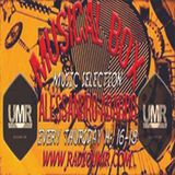 Musical Box on UMR WebRadio    Dj Mitch    14.04.16
