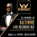 Baltimore Live Recorded Mix [Afrobeat, Dancehall, Reggae] - Reupload