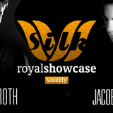 Silk Royal Showcase (July 2014) - Part 2, Zack Roth