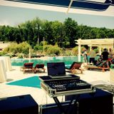 CDj team @ Sun Garden private Pool Party for 3pillar [ part 1 ]