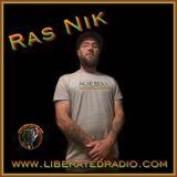 Ras Nik Live On Liberated Radio 10/11/2018