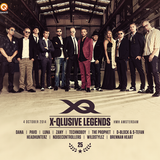Wildstylez live @ X-Qlusive Legends (Heineken Music Hall, Amsterdam) - 04.10.2014