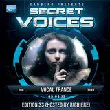 Sandero - Secret Voices 33 (Richiere Edition)