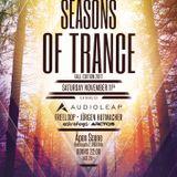 JUHU @ Seasons Of Trance 11.11.2017 (Dj set)