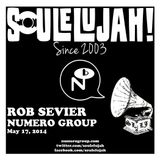 Rob Sevier Numero Group