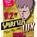 SPIRITUS LUX! 2019 - A live mix by DJs Sonoflono, Martin Hemmel & Jens O Matic